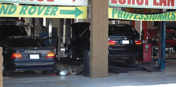 BMW Repair Scottsdale