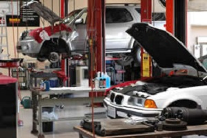 BMW Service center Scottsdale