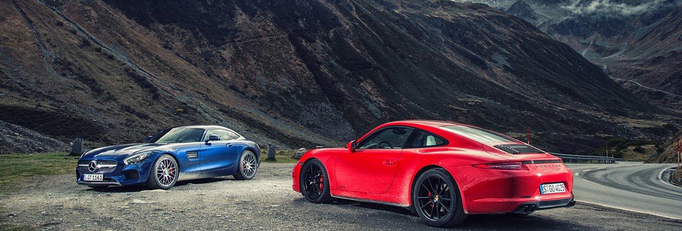 Porsche mercedes repair service