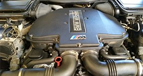 BMW Engine Service