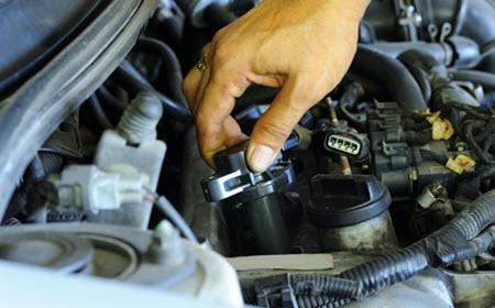 Jaguar Ignition Coil Repair