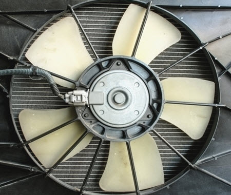 Volvo Cooling Fan