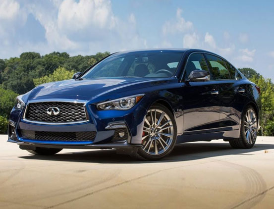 Infiniti Repair Scottsdale