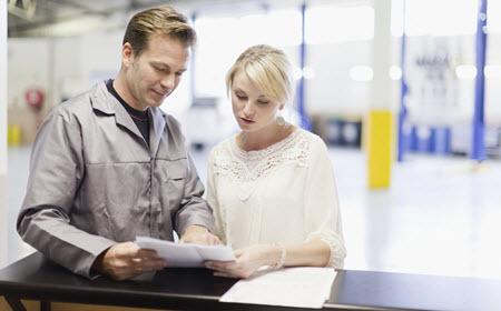 Scheduling Car Service