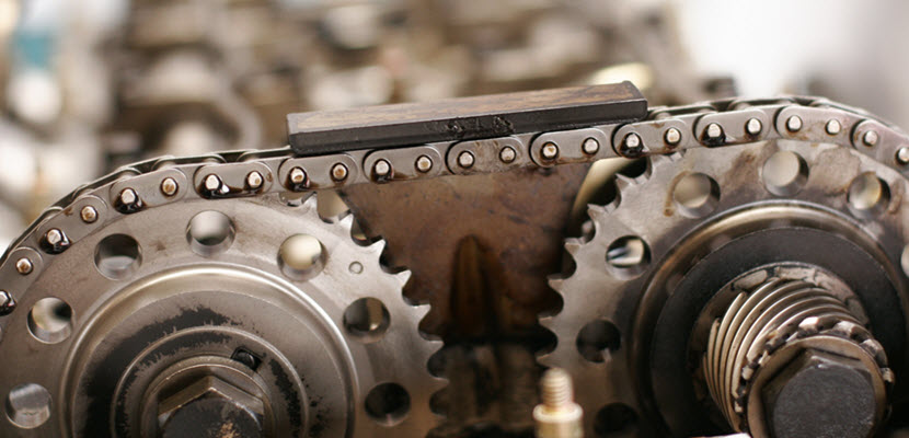 Jaguar Timing Chain
