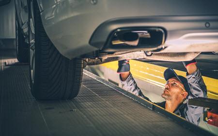 Fixing Car Transfer Case Failure