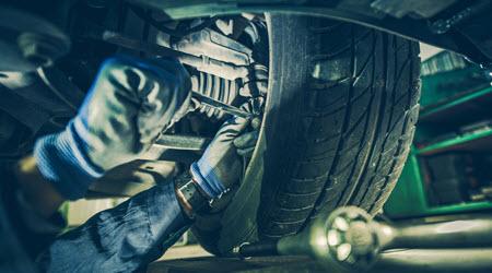 Why Does the Air Suspension Fail in Jaguars? - Tech Plus Automotive