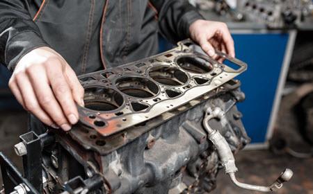 Porsche Head Gasket Repair