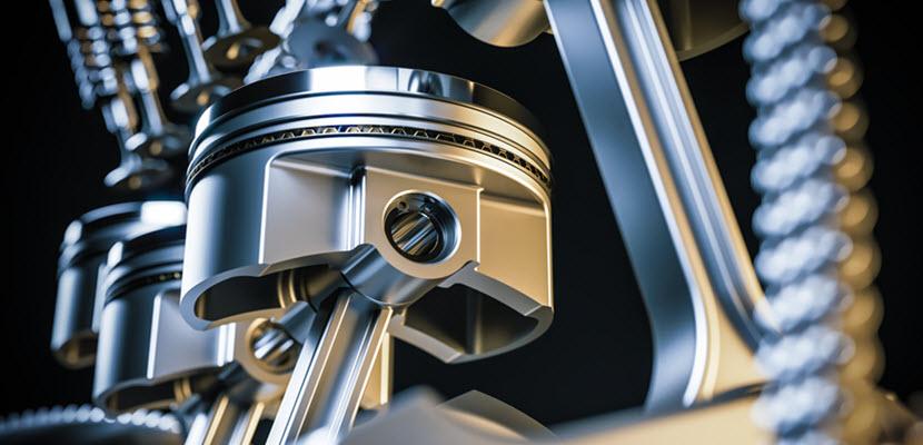 Jaguar Crankshaft