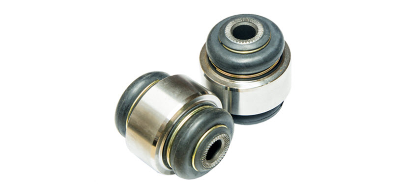 Volvo Worn Suspension Bushings
