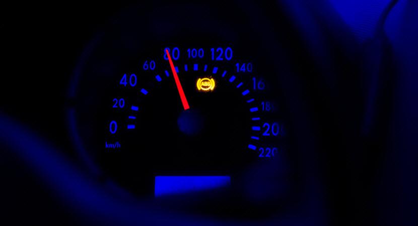 Jaguar ABS Warning Light