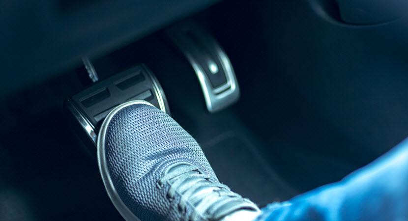Lexus Stiff Brake Pedal