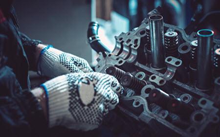 BMW Engine Rebuilding