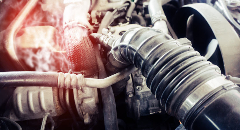 BMW Overheating Engine