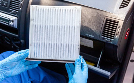 Mercedes Cabin Air Filter Replacement