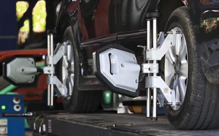 Jaguar Wheel Alignment