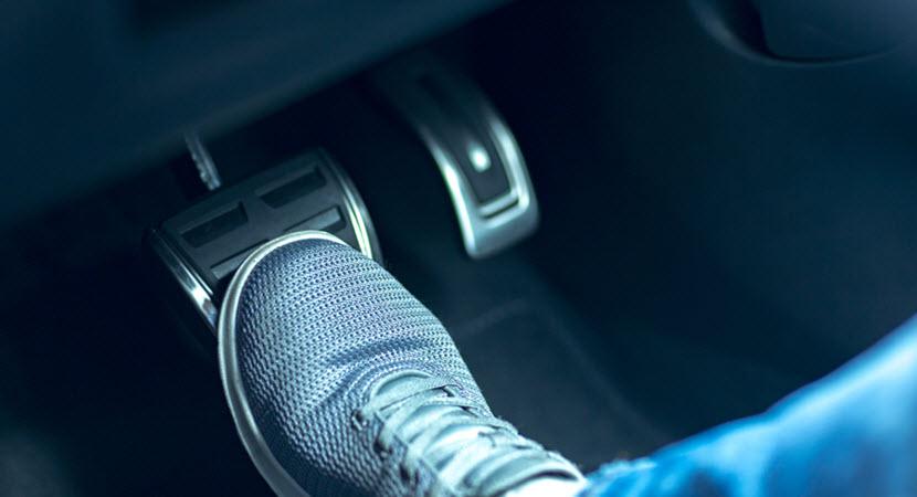 Lexus Bad Brake