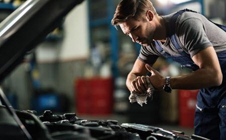 Land Rover Serpentine Belt Repair